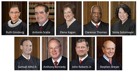 how many supreme court justices sit on the bench friedrichs case first amendment rights and union fees