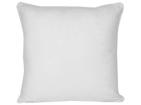 coussins blanc coussin coloris blanc vente de coussin et housse de coussin conforama
