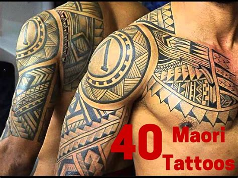 powerful tattoos 40 powerful maori tattoos