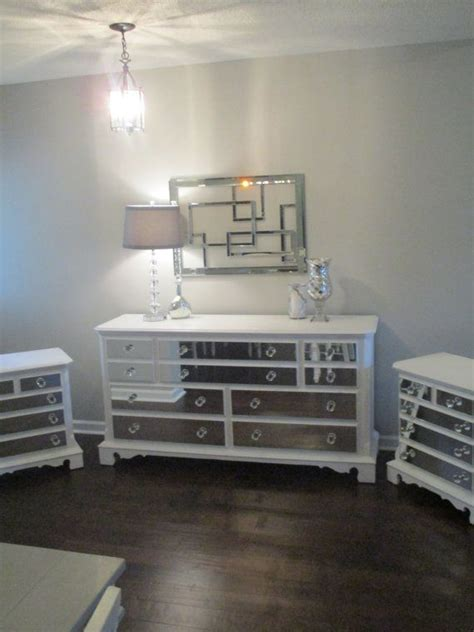white and mirrored bedroom furniture 17 best ideas about mirrored bedroom furniture on