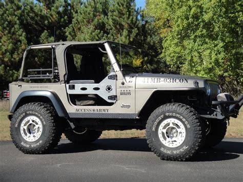 Jeep Doors Tnt Customs Builds Jeep Doors For Blueribbon Coalition