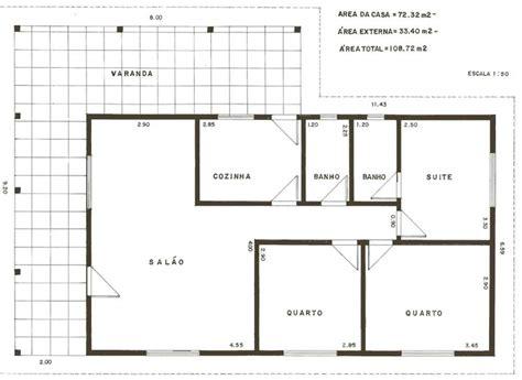 desenhar plantas de casas plantas de casas modernas 3 quartos
