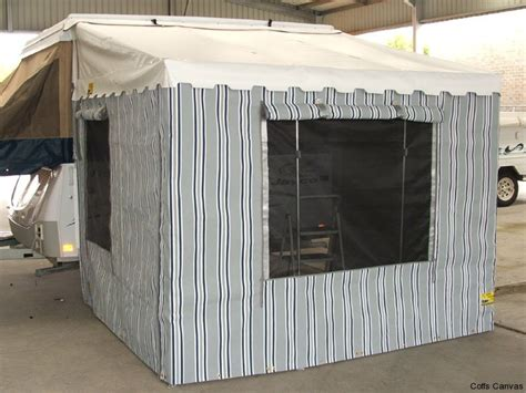 pop up cer awning bag replacement bag awnings caravan annexes 171 coffs canvas