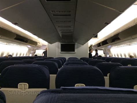 Cabin Class Economy by Trip Report United Airlines Economy Class San Francisco