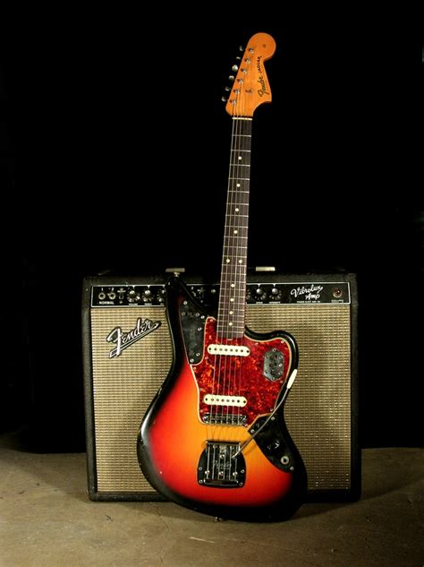 fender jaguar 65 guitar photo 24940015 fanpop