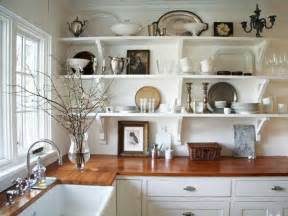 Open Shelves In Kitchen by Design Ideas For Kitchen Shelving And Racks Diy Kitchen