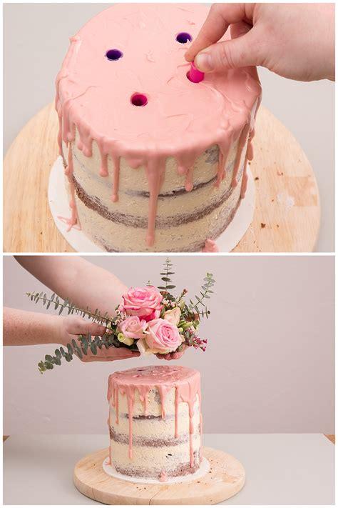 Hochzeitstorte Selber Backen by Hochzeitstorte Selber Backen Cake Mit Eukalyptus