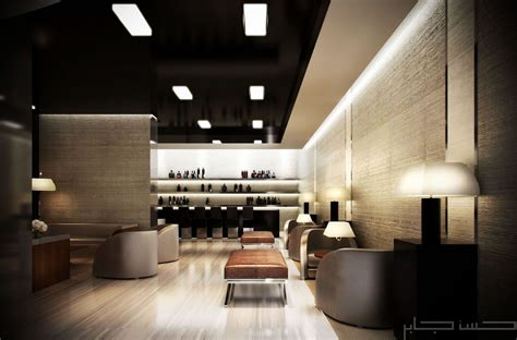 Armani Home Interiors by Home Decor An Armani Style Cigar Lounge Design