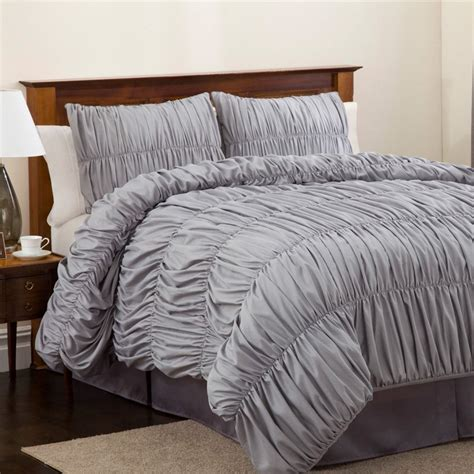 lush decor venetian 4 pc comforter set bedding and