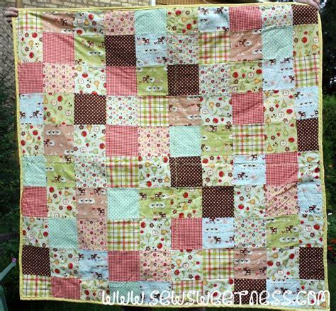 Farm Quilt Patterns by Free Tutorial Farm Fresh Picnic Quilt By Lawson