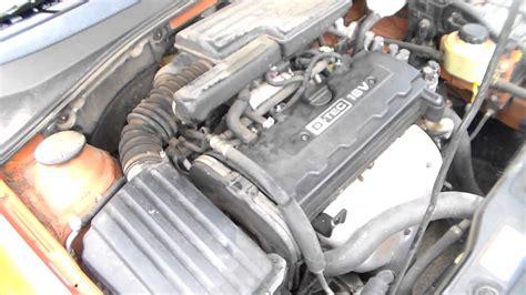 2006 Suzuki Reno Engine Suzuki Reno Timing Belt Inspection