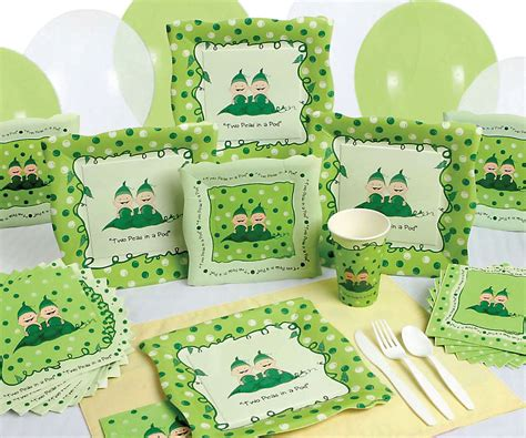 Two Peas In A Pod Baby Shower by The Best Baby Shower Ideas Pictures Tips
