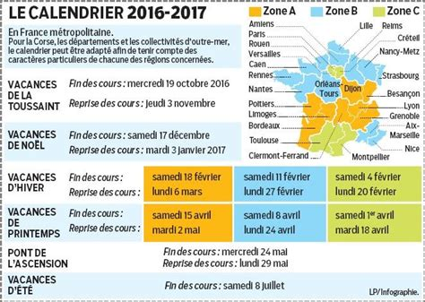 Dates Vacances Scolaires 2016 Date De La Rentr 233 E 2017 Et Dates Des Vacances 2016 2017