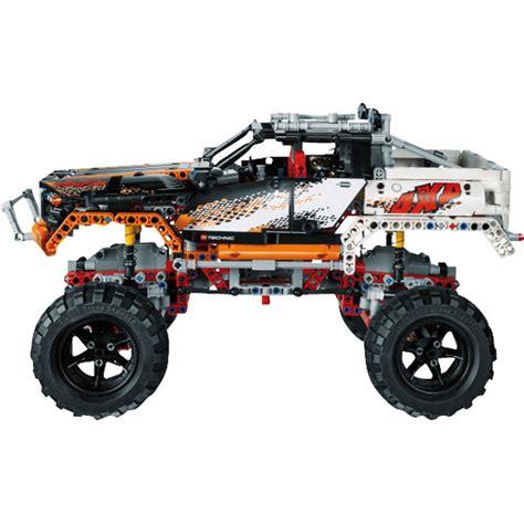 Lego Technic Remote 4x4 Crawler Jeep 9398 Lego Technic 9398 4x4 Crawler Rapid