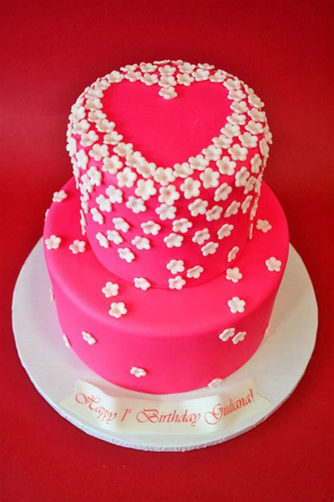girls birthday cake designs   fun