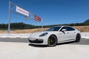 Porsche Panamera Maintenance Cost 2018 Porsche Panamera Turbo S E Hybrid Review Drive