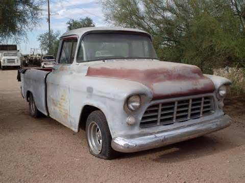 Chevrolet Trucks For Sale By Owner 1955 Chevrolet Cameo Truck For Sale By Owner