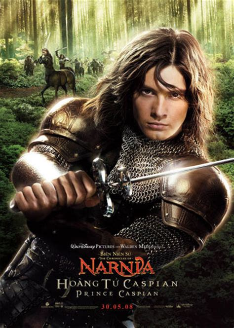 caly film narnia ksiaze kaspian poster 1 le cronache di narnia il principe caspian
