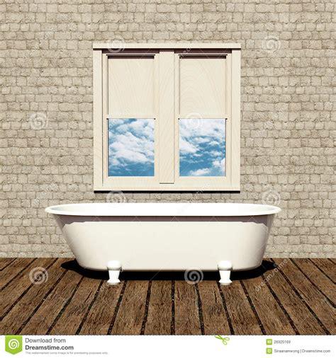 old style bathtubs old style bathtub in a retro bathroom royalty free stock