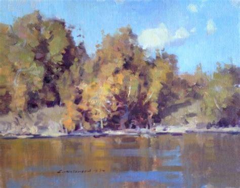 landscape and western art scott l christensen current artists western visions auction show sale paintings