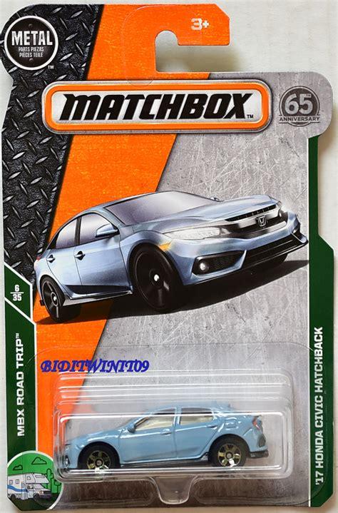 Matchbox 95 Custom Chevy Mbx Matchbox 2018 Mbx Road Trip 95 Custom Chevy 0008787