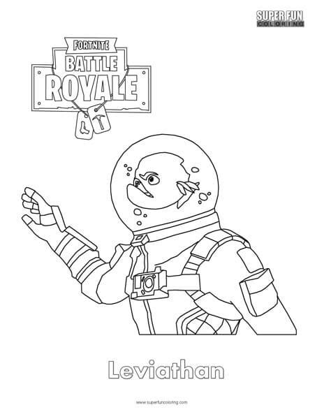 fortnite colouring pages fortnite leviathan skin coloring page coloring