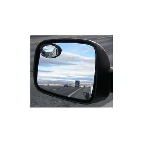 Bindspot Wide View Car Mirror 2 oval blind spot mirrors car wide angle rear view side vehicle rearview auto ebay