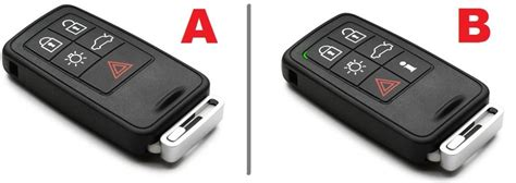 replace remote battery volvo     xc xc