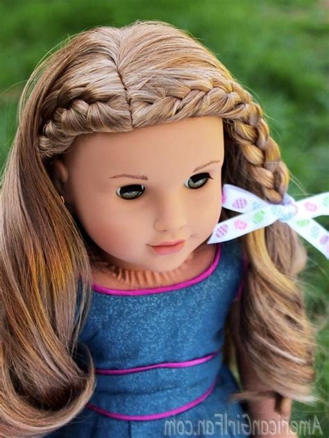 Hairstyles For Dolls by American Doll Hairstyles Hairstyles
