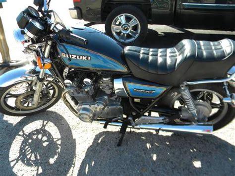 1982 Suzuki Gs 650 Specs 1982 Suzuki Gs 650 L Like New For Sale On 2040motos