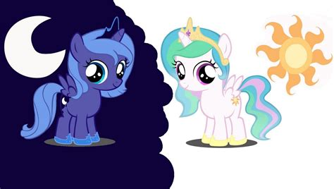my little pony princess luna and celestia babies my little pony megathread page 183 spacebattles forums