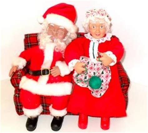 28 best images about animated santa and mrs claus on