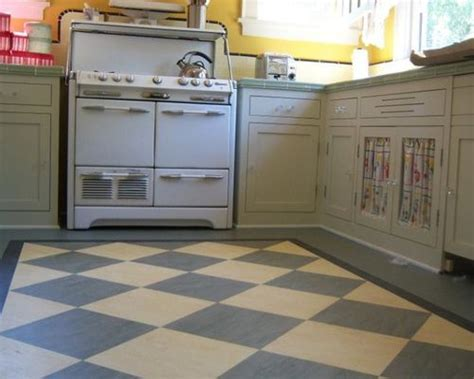 retro kitchen flooring retro kitchen flooring houzz