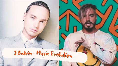 j balvin songs j balvin music evolution 2009 2017 youtube