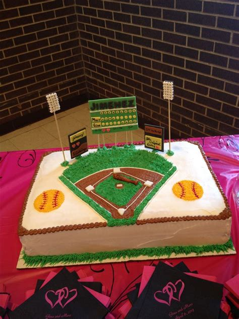 images  softball birthday cakes  pinterest baseball quotes birthday cakes