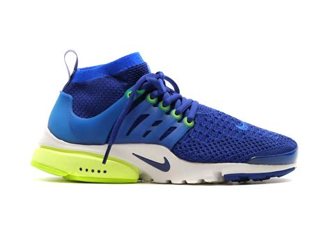 New Nike Presto Ultra Flyknit Sneakers Sepatu Casual Sepatu Pria nike flyknit presto quot sprite quot and quot cool grey quot sneakernews