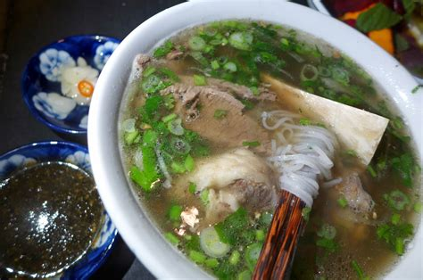 pho house pho vs pho at hanoi house and madame vo in the east village eater ny