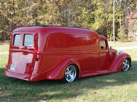dodge retro truck 1936 dodge panel truck custom retro rod classic cars f