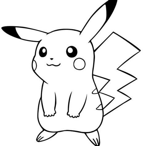 imagenes para dibujar facilmente 22 best pikachu drawings dibujos images on pinterest