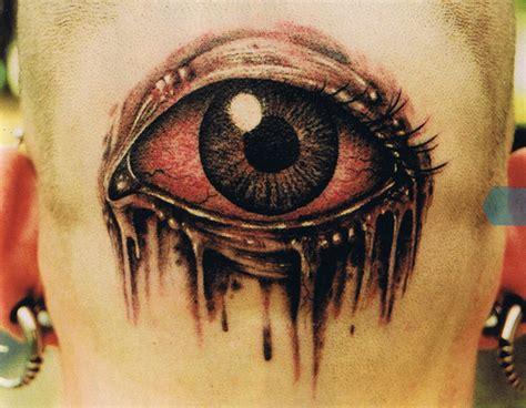 eye tattoo head eye tattoo images designs
