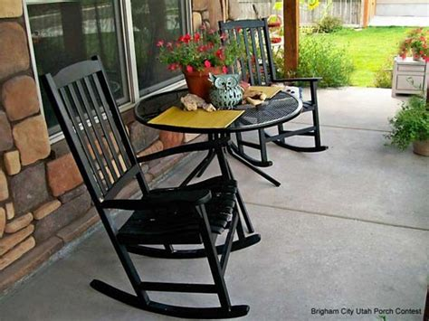 Front Porch Table And Chairs Porch Rocking Chairs Rocking Chair Pictures Porch Rockers