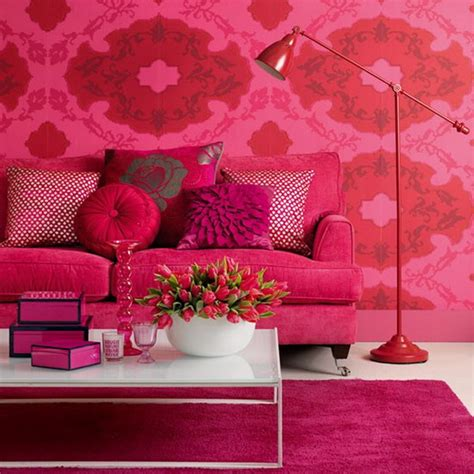 fuschia pink bedroom accessories murals ideas for living room walls ifresh design
