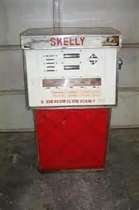 Tokheim 1052 skelly blend gas pump