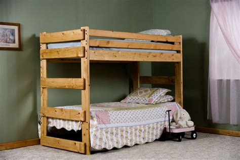 2x4 Bunk Beds Legacy Bunk Beds Products