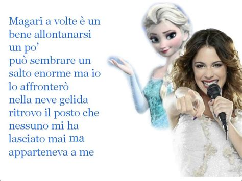 frozen all alba sorgerò testo martina stoessel all alba sorger 242 testo
