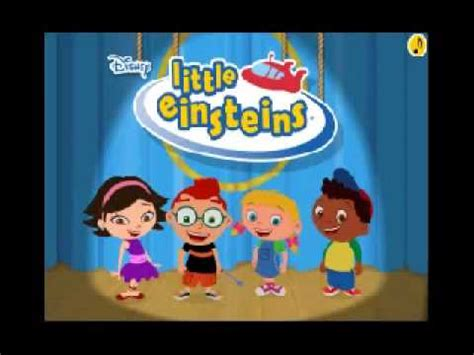 theme song remixes little einsteins theme song remix we re going on a trip