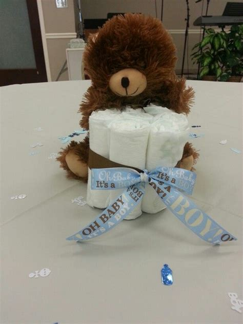 teddy baby shower centerpieces teddy theme baby shower centerpiece teddy baby