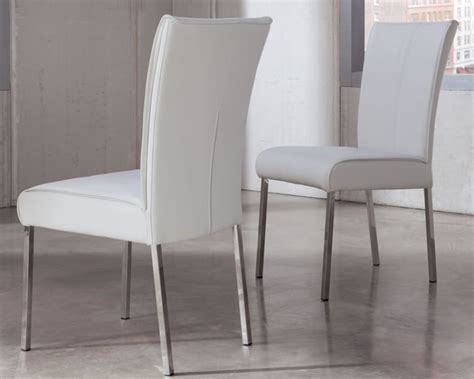 Contemporary Dining Chairs White All Chairs Design Contemporary Dining Chair