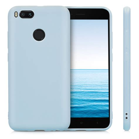 Soft Xiaomi Mi A1 Mi 5x tpu silicone cover for xiaomi mi 5x mi a1 soft