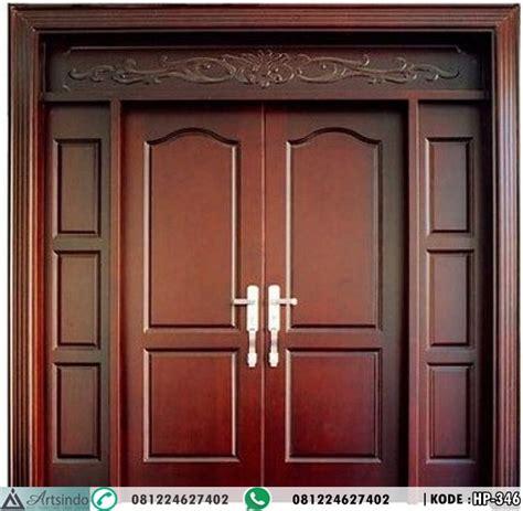 Hp Pintu desain pintu kupu tarung panel klasik minimalis model